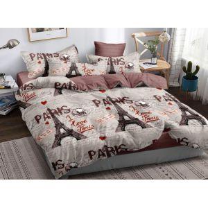 Детское постельное белье Париж (сатин)