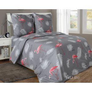 Комплект постельного белья Фламинго (белорусская бязь)