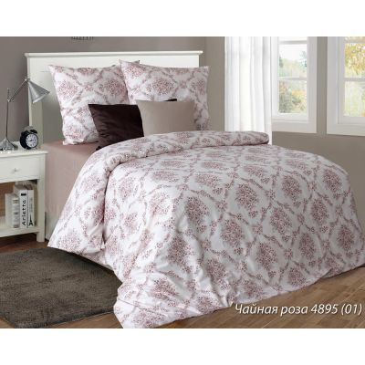 Комплект постельного белья Чайная роза