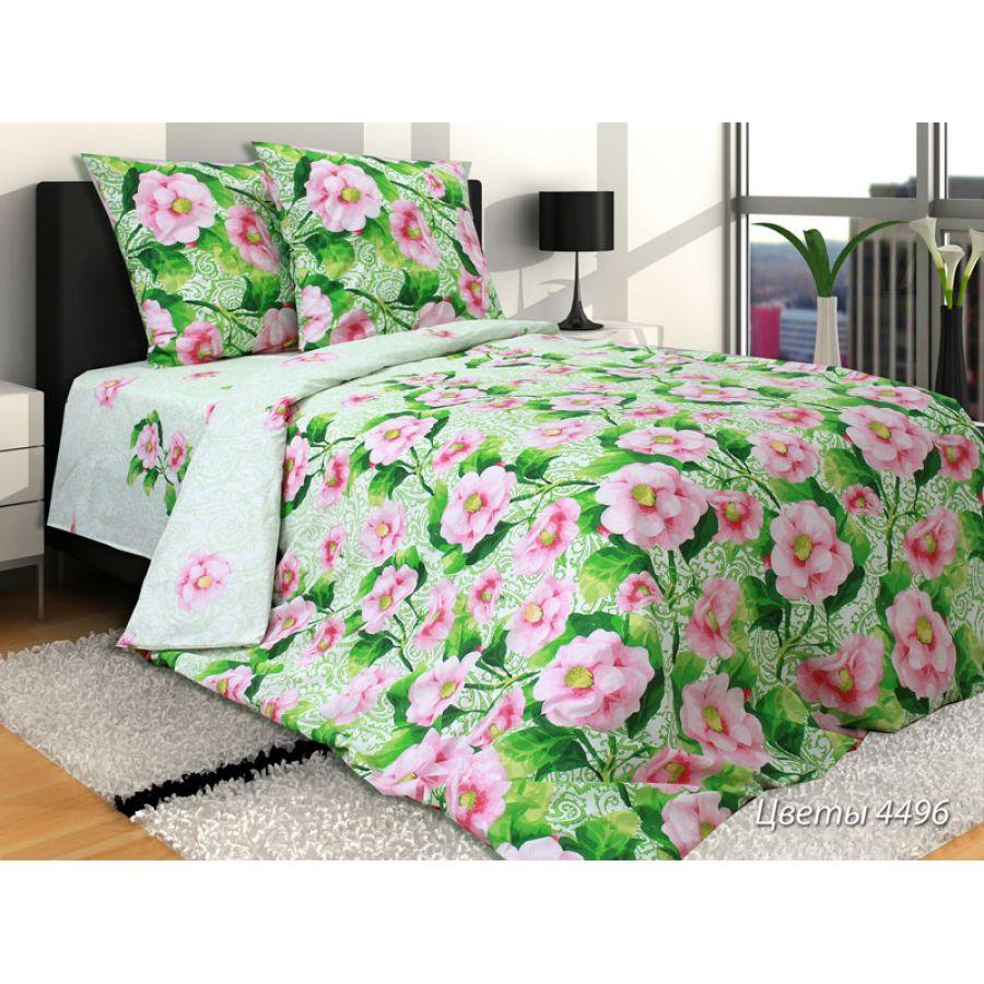 Комплект постільної білизни Квіти. Купити білоруську постільну ... bb2582954236a