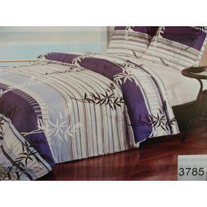 Постельное белье комплект ELWAY арт. 3785 сатин
