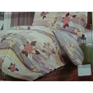 Постельное белье комплект ELWAY арт. 3842 сатин