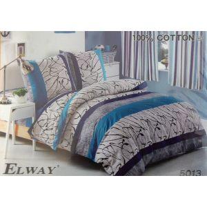 Постельное белье комплект ELWAY арт. 5013 сатин
