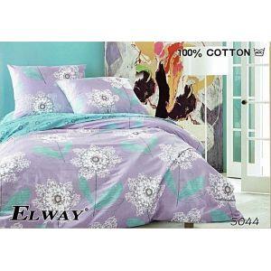 Постельное белье комплект ELWAY арт. 5044 сатин