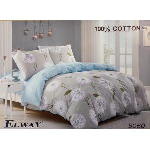 Постельное белье комплект ELWAY арт. 5060 сатин