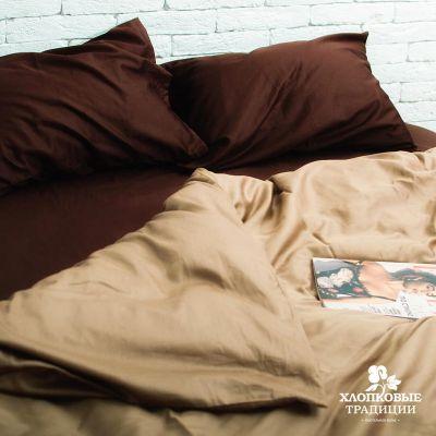 Комплект постельного белья сатин арт. PS05. ТМ Хлопковые традиции