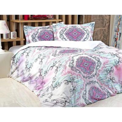 VIOLET. Комплект постельного белья из сатина люкс. Irya, Турция