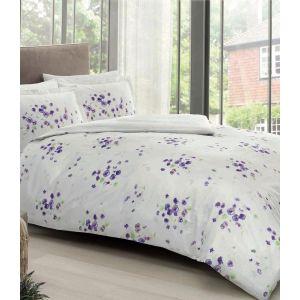 Gileza lila v03 лиловый. Постельное белье TAC сатин
