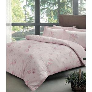 Madeline pembe v01 розовый. Постельное белье TAC сатин