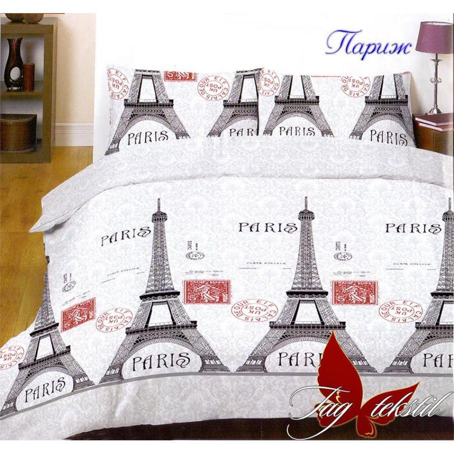 Комплект постільної білизни Париж (ранфорс 43572545e89e5