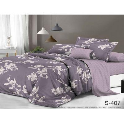 Комплект постельного белья сатин арт. S407 с компаньоном. Производитель TAG Tekstil