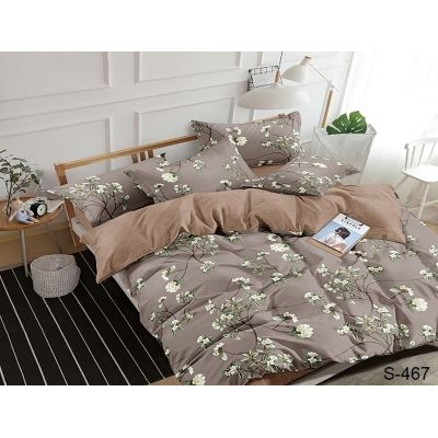 Комплект постельного белья сатин арт. S467 с компаньоном. Производитель TAG Tekstil