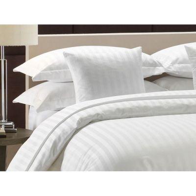 Комплект постельного белья Сатин Люкс Дамаск (страйп сатин) арт. 01 (Вилюта)