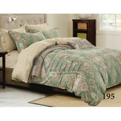 Комплект постельного белья Вилюта арт. 195 сатин твил