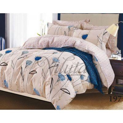 Комплект постельного белья Вилюта арт. 197 сатин твил