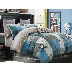 Комплект постельного белья Вилюта арт. 209 (сатин твил)