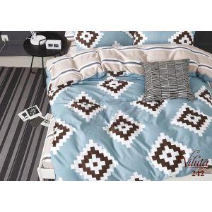 Комплект постельного белья Вилюта арт. 242 (сатин твил)