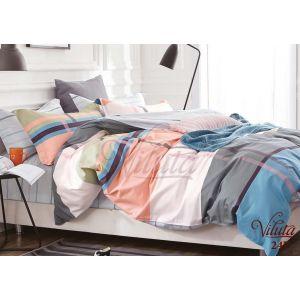 Комплект постельного белья Вилюта арт. 247 (сатин твил)