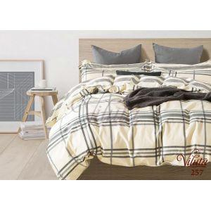 Комплект постельного белья Вилюта арт. 257 (сатин твил)