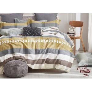 Комплект постельного белья Вилюта арт. 294 (сатин твил)
