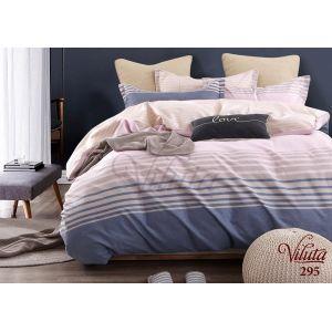 Комплект постельного белья Вилюта арт. 295 (сатин твил)