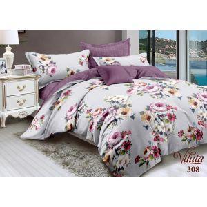 Комплект постельного белья Вилюта арт. 308 (сатин твил)