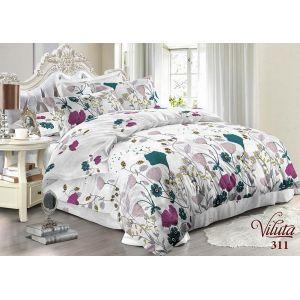 Комплект постельного белья Вилюта арт. 311 (сатин твил)