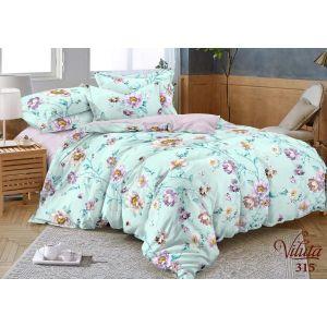 Комплект постельного белья Вилюта арт. 315 (сатин твил)