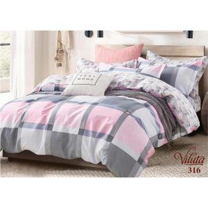 Комплект постельного белья Вилюта арт. 316 (сатин твил)