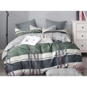 Комплект постельного белья Вилюта арт. 391 (сатин твил)