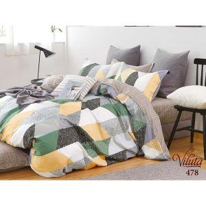 Комплект постельного белья Вилюта арт. 478 (сатин твил)