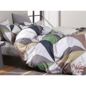 Комплект постельного белья Вилюта арт. 479 (сатин твил)