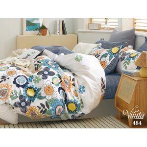 Комплект постельного белья Вилюта арт. 484 (сатин твил)