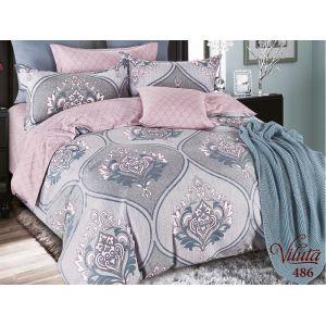Комплект постельного белья Вилюта арт. 486 (сатин твил)