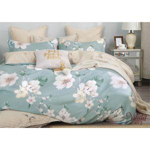 Комплект постельного белья Вилюта арт. 493 (сатин твил)