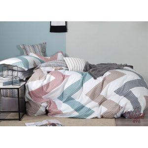 Комплект постельного белья Вилюта арт. 496 (сатин твил)