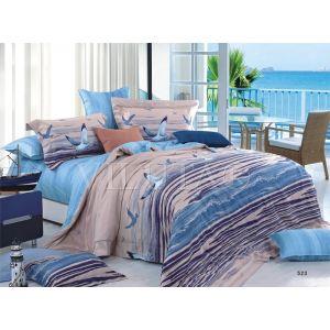 Комплект постельного белья Вилюта арт. 523 (сатин твил)