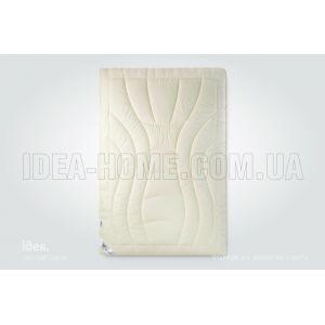 Одеяло Wool Premium. Зимнее шерстяное одеяло двуслойное. ТМ Идея