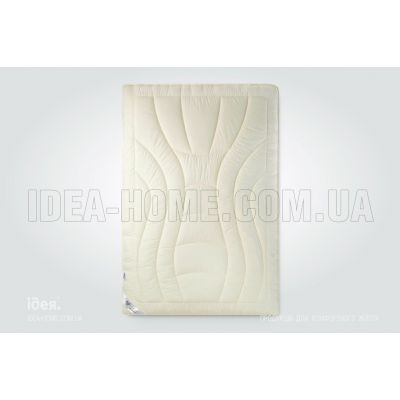 Одеяло Wool Premium. Зимнее шерстяное одеяло двуслойное. ТМ Идея, Украина