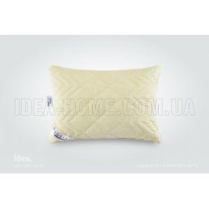 Подушка Air Dream Classic. Антиаллергенная, с внутренней подушкой, стеганый чехол на молнии. ТМ Идея