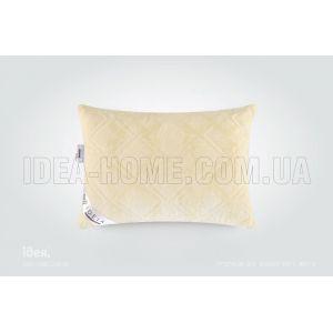 Подушка Air Dream Lux. Антиаллергенная, с внутренней подушкой, стеганый чехол на молнии. ТМ Идея