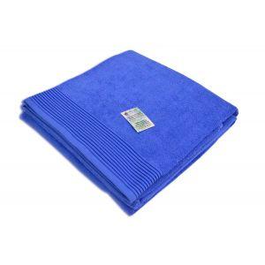 Простыня махровая BLUE (синий)