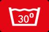 Ручная или машинная стирка до 30 градусов