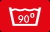 Ручная или машинная стирка до 90 градусов
