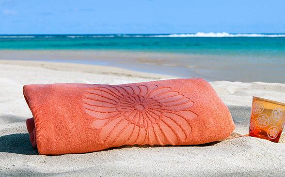 Пляжний рушник