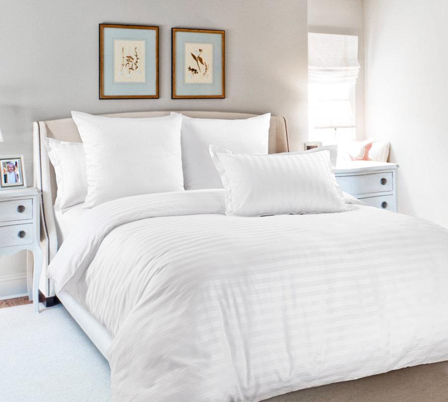Біла постільна білизна – елегантна розкіш і вишукана простота c357e3176ddc0